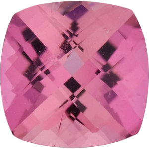 Tourmaline Cushion 0.70 carat Pink Photo
