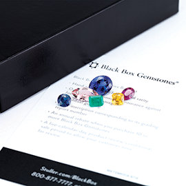Black Box Gemstomes Gems by Type