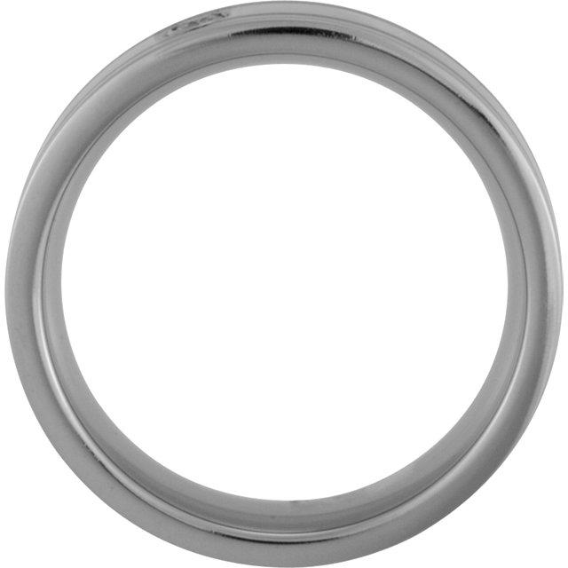 Titanium Enamel Band
