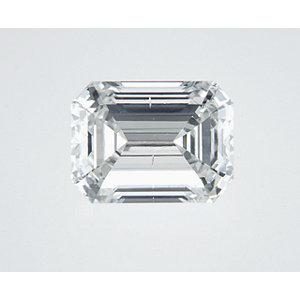 Emerald 0.74 carat G SI1 Photo