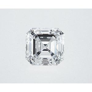 Asscher 1.01 carat E SI1 Photo