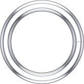 7.5 mm ID Round Jump Rings (Formerly JR11L & JR11H)