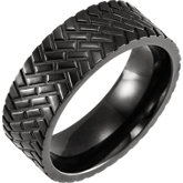 Tread Pattern Comfort-Fit Band