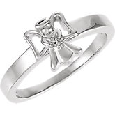 Youth Angel Ring