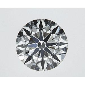 Round 1.21 carat J SI1 Photo