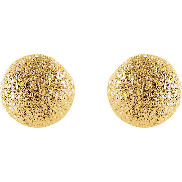 Stardust Ball Earrings