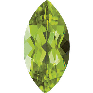 Peridot Marquise 0.28 carat Green Photo