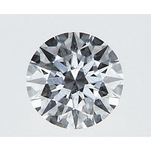 Round 0.44 carat F I1 Photo