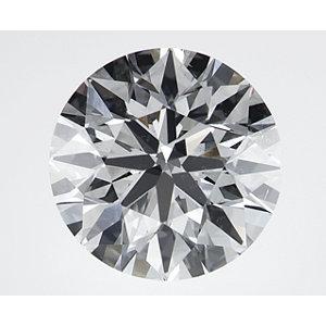 Round 2.51 carat H SI1 Photo