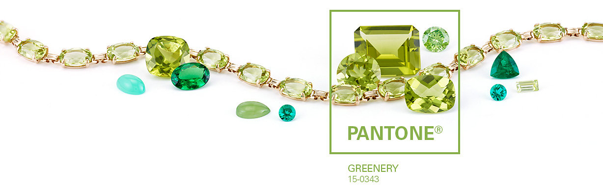 Pantone 2017 color of the year stuller for Fine jewelry trends 2018