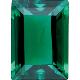 Cushion Imitation Emerald