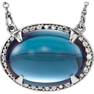 Necklace / Chain , Halo-Style Necklace