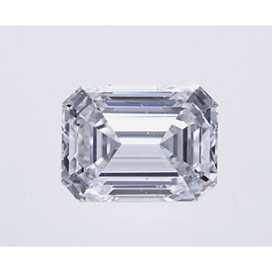 Emerald 0.70 carat F VS2 Photo