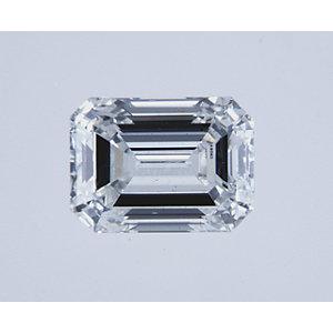 Emerald 0.50 carat G VS1 Photo