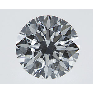 Round 0.30 carat H SI1 Photo