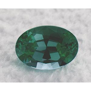 Alexandrite Oval 0.58 carat Purple/Green Photo