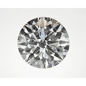Round 2.46 carat F SI2 Photo