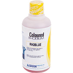 Legor Blue Rhodium Plating Solution   Stuller