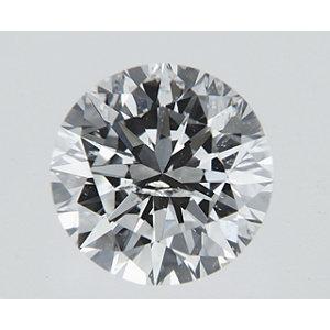 Round 0.30 carat I I1 Photo