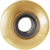 Kera® Yellow Gold Filled Smart Bead 8mm
