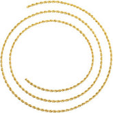 1.85mm Rope Chain (Replacing CH506)