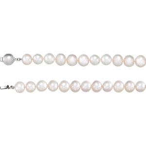 Necklace / Chain , Pearl Necklace