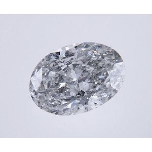 Oval 1.54 carat G SI3 Photo