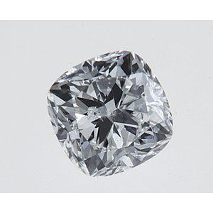 Cushion 0.42 carat D I1 Photo