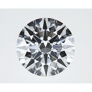 Round 0.65 carat I SI2 Photo