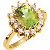 Cluster-Style Ring