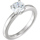 4-Prong Solstice Solitaire® Engagement Ring