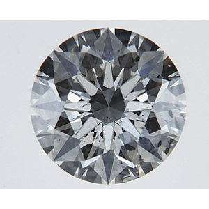 Round 1.11 carat I SI2 Photo