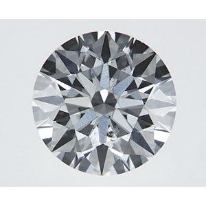 Round 0.60 carat H I1 Photo