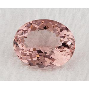Morganite Oval 3.16 carat Pink Photo