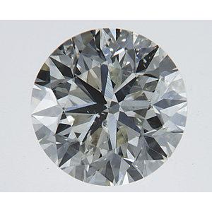 Round 1.01 carat K SI2 Photo