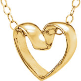 Youth Heart Necklace