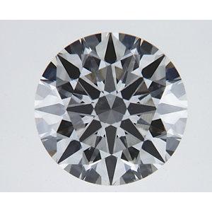 Round 1.58 carat I VS2 Photo