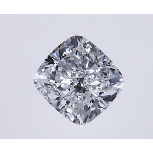 Cushion 1.03 carat J I1 Photo