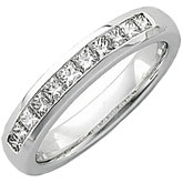 Men's Princess Diamond Ring