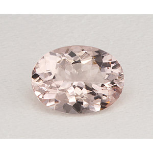 Morganite Oval 7.12 carat Pink Photo
