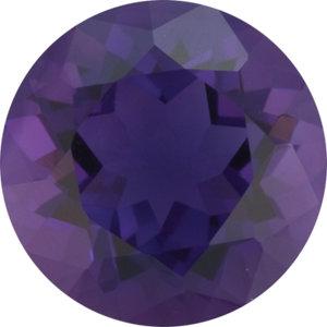 Amethyst Round 0.24 carat Purple Photo