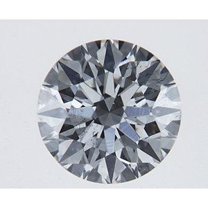 Round 0.60 carat G SI1 Photo