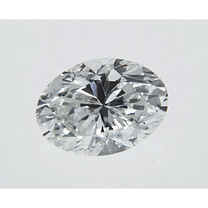 Oval 0.41 carat G I1 Photo