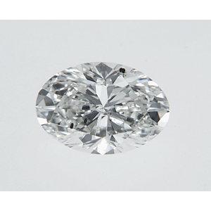 Oval 0.35 carat I SI2 Photo