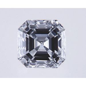 Asscher 0.60 carat D VS1 Photo