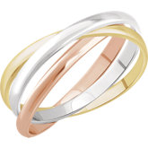 3-Band Rolling Ring