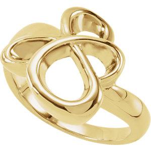 Fashion Rings , Palladium Metal Fashion Ring