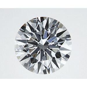 Round 1.12 carat I SI2 Photo