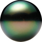 Round/Near Round Fancy Tahitian Cultured Pearls