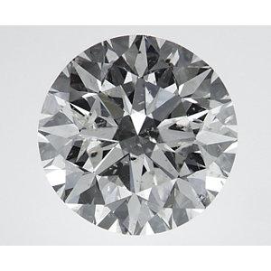 Round 2.55 carat J I1 Photo